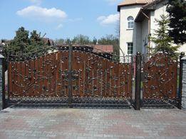 Ogrodzenia Metalowe Materialy Budowlane Olx Pl