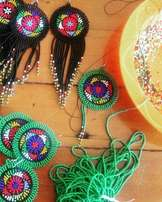 Zulu beaded Earings