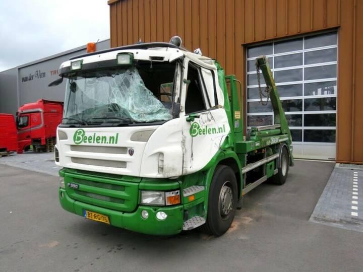 Scania P 360 Mit Hyva-lift!!!!!!! - 2012