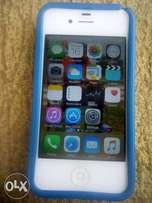 very neat iPhone 4 with 64GB rom