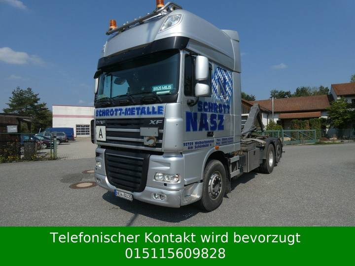 DAF XF 105.510 Superspace - 2011