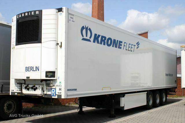 Krone SDR 27, Carrier Vector 1850, ATP/FRC - 2011