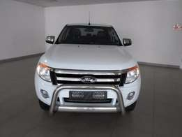 2012 Ford Ranger 3.2 Double Cab XLT for sale R 210 900
