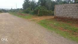 Residential 1/4 acre Plot for Sale in Kikuyu Luthigiti