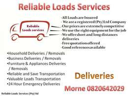 Deliveries Business & Private