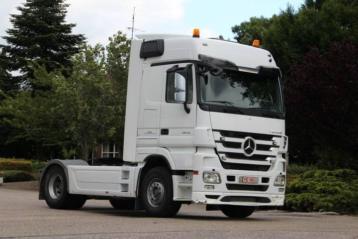 Mercedes-Benz Actros 1846 RETARDER!!PTO/WALKING FLOOR/KIPPER - 2009