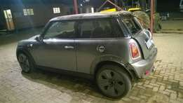 mini r56 2010 coopers now stripping