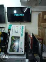 43 inches Led satellite and digital Hisense