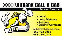 witbank call a cab - call a taxi