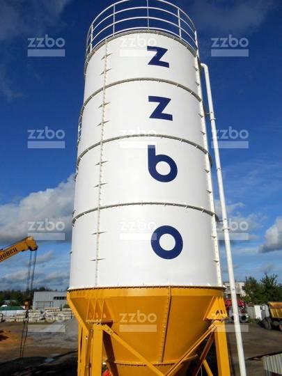 ZZBO Cement Silo Stsr-100 (100 Tons) Силос Цемента Сцр - 2019