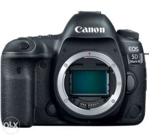 Canon 5D MARK iv Body Highridge - image 1