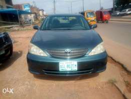 Very clean Toyota Camry 2003 model