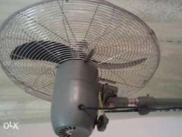 Fairly Used industrial OX FAN (500mm) for sale.