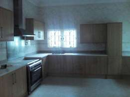 4bedroom Terrace duplex with a room BQ for rent at Katampe main