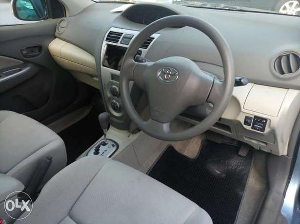 Toyota Belta 1300cc KCN number Mombasa Island - image 6