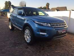 2013 Range Rover Evoque 2.0 Si4 Dynamique,only 117000 kms,Immaculate,p