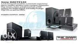 Home theatres free delivery countywide.