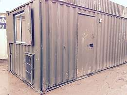 555 Office Container