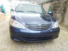 2003 Toyota Camry XLE full option alloy wheels lagos duty paid & clrd