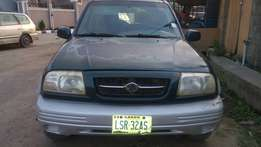 Suzuki Grand Vitara 2002 Model (Nigeria Used)