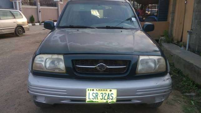 Suzuki Grand Vitara 2002 Model (Nigeria Used) Alimosho - image 1