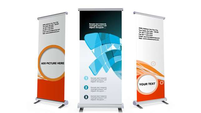 Roll up Banners for , exhibition stands and outdoor banners.At great p Nairobi CBD - image 6