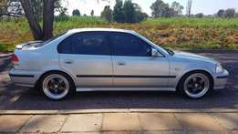 1998 Honda Ballade 1.6 Sedan for sale R17, 000