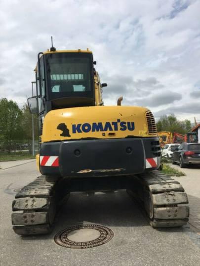 Komatsu PC 80 MR3 - TOP Zustand-AUS ERSTER HAND! - 2008 - image 8