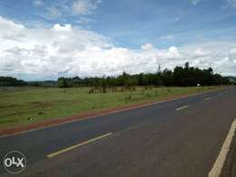 0.35 acre property next to Eldoret Airport