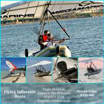 Brand New Flying Inflatable Boat for Sale