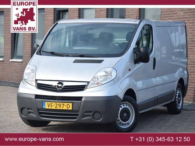 Opel Vivaro 2.0 CDTI L1H1 Airco 07 2013 - 2013