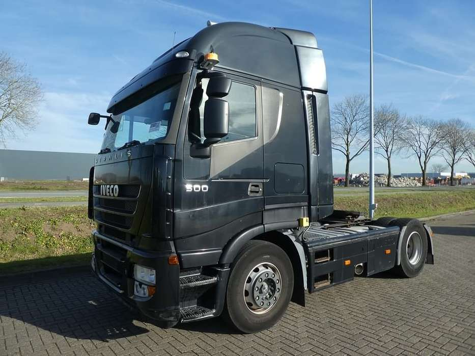 Iveco AS440S50 STRALIS retarder - 2008