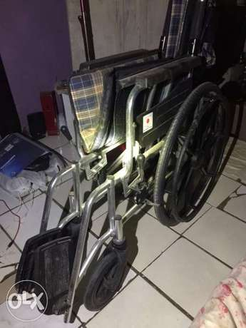 wheels chair Wuse 2 - image 1