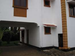 Five bedroom house for long term let in Nyali