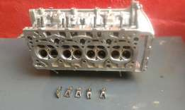 Gold 7 cylinder head with 5rockers