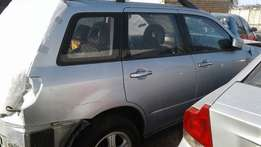 2004 Mitsubishi Outlander 2.4 GLS A/T Stripping for spares