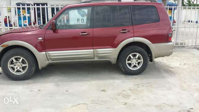 Very sharp Mitsubishi SUV (Montero) for sale at a Giveaway Price! Port-Harcourt - image 1