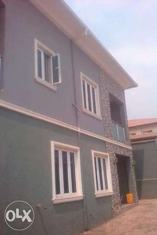 Brand new executive 3bdrm duplex with Bq at MAGBORO,For SALE.C Of O. Lagos Mainland - image 1