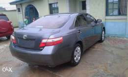 2009 model Toyota Camry clean tokunbo