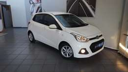 2016 Hyundai Grand I10 1.25 Motion Man