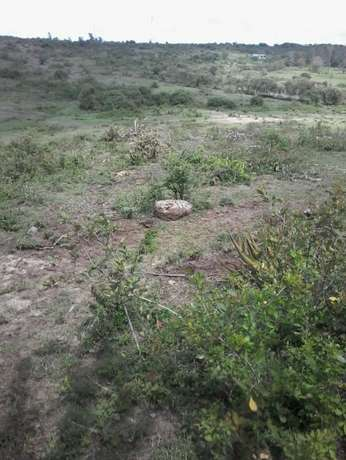 3 and 1/4 acres at Juja farm Mumba area. With a clean Freehold title. Kalimoni - image 1