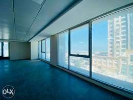 Excellent offices available in Lusail QR 10,000