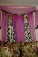 Curtain box/Curtains