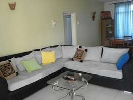 Fabulous Fully Furnished 2 BR Apart Behind Citymall At Ksh 7,000 P.Day