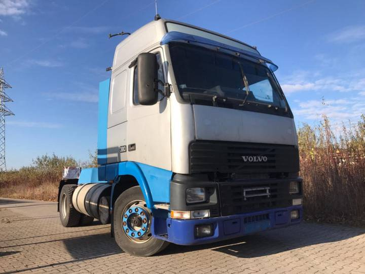 Volvo FH 12-380 Globetrotter, Manual Gearbox, Airco - 1998