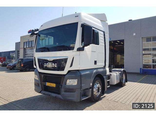 MAN Tgx 18.440 Xlx, Euro 6, Nl Truck - 2014