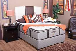 Bed Double / Queen Size B&B Mattress and Base Set Brand New Direct fro