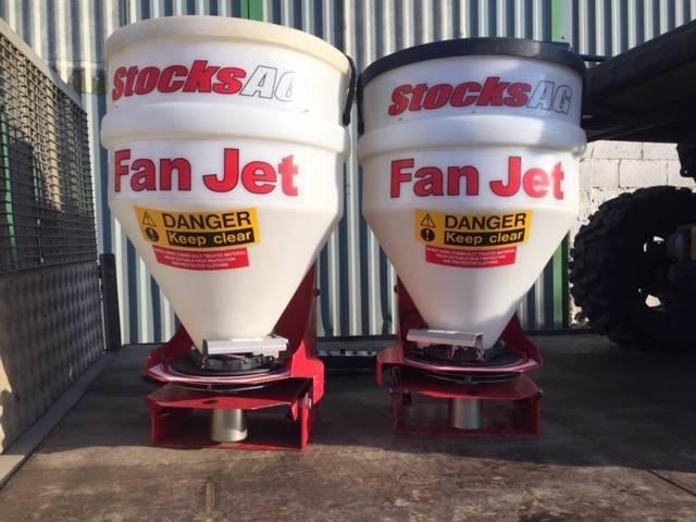 JET Stocks Ag Twin Fan