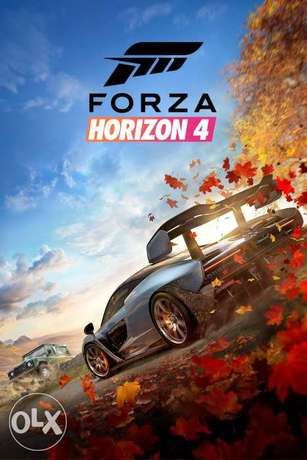 Forza horizon 4 for pc and laptops