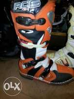 Awesome off road boots Size 10